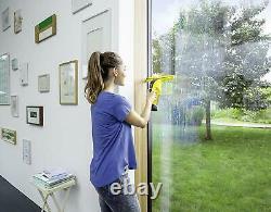 Karcher Wv 6 Plus N Fenêtre Nettoyeur À Vide Rechargeable Réservoir D'eau Lrge Faible Nois