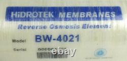 L'eau Pure 4021 Faible Taille Élément De Membrane D'osmose Inverse Ro Pression