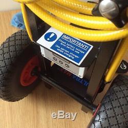 Liberté Pur 25 Litres Nano Eau Fed Pôle Système Chariot Avec Chargeur