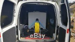 Nettoyage Complet Eau Fed Window System Set & Gs Télescopique Pole-prêt À L'emploi