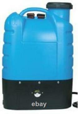 Nettoyage De Fenêtre De Poteau Alimenté Par L'eau Proback Esr16 Sac À Dos De Vitesse 5 Avec Chargeur