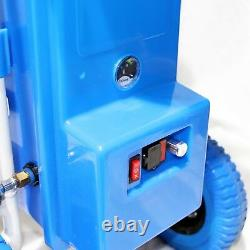 Nettoyage De La Fenêtre 20ft Pôle D'eau Télescopique Fed + Système De Réservoir De Spray 45l