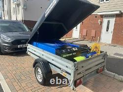 Nettoyage De Vitres Remorque Eau Fed Pole Smartank400 Ro-di