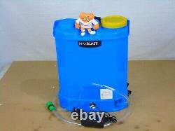 Nettoyage Des Fenêtres Système De Nettoyage De L'eau Fed Back Pack Kit Portable B0977