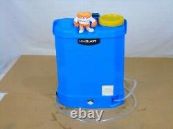 Nettoyage Des Fenêtres Système De Nettoyage De L'eau Fed Back Pack Kit Portable B0985