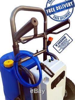 Nettoyage Fenêtre 4lpm Eau Fed Pole Chariot Système Haute Spec Sur Mesure Système