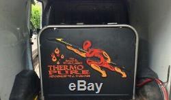 Nettoyage Fenêtre Van Transit Ford Systèmes De Ionics Ioniques Pro 5 Thermopure Eau Chaude