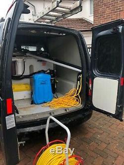 Nettoyage Fenêtre Vw Caddy Van Nettoyage Gutter Eau Pure Avec Un Nouveau Mot Réduite