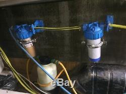 Nettoyage Pur Fenêtre Eau Système Prêt À Aller Ionique Systèmes 400l