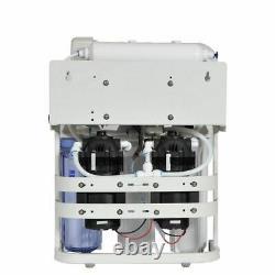 Osmose Inverse 5 Étape Nettoyage De L'eau Potable Pumped 400gpd System