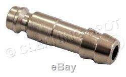 Ova-8 Télescopique En Fibre De Carbone Eau Fed Pole 25ft (5 Sections) Nettoyage Fenêtre