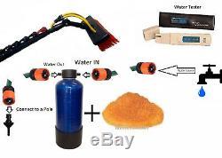 Phoenix Pole Glassfibre Base D'eau Fed Fenêtre Système De Nettoyage Prêt À L'emploi