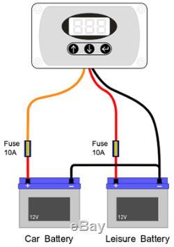 Pôle De L'eau Fed Shurflo Pompe 100 Psi & Pro Controller Set De Charge