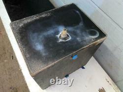 Réservoir D'eau Pure Déconcerté De 161 Litres Avec Oulet Et Souffleur Ports De Nettoyage Des Fenêtres