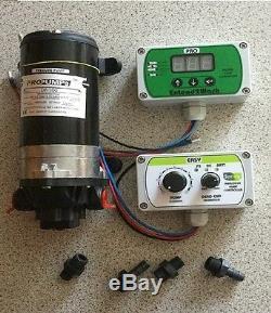 Spring V11 Eau Du Chargeur De Batterie De Dispositif De Commande De Débit De La Pompe Numérique Alimenté Pôle