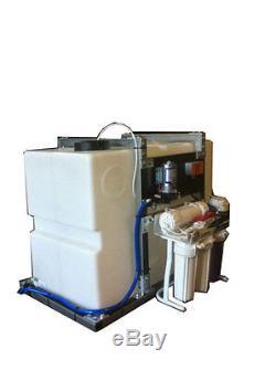 Système D'eau Pure Budget 350l Encadré Kit De Nettoyage De La Vitre 300gpd
