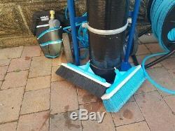 Système De Nettoyage De L'eau Pure, Spinaclean, Système Professionnel