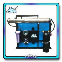 Système De Nettoyage De Vitre De Poteau Water Genie Pro-lite 500l De Water Genie