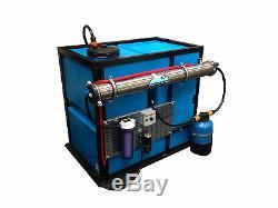 Système De Nettoyage De Vitres Water Genie Pro Lite 500l Wfp, Alimentation En Eau