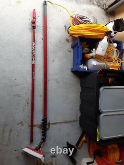 Système De Nettoyage Des Fenêtres Pam Eau Pure Package De Démarrage Complet Traditionnel