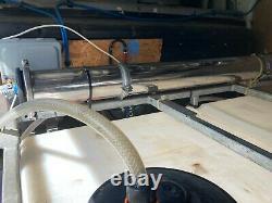 Système Professionnel De Nettoyage Des Fenêtres D'eau Pure