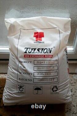 Tulsion Mb115 DI Résine Pour L'eau Fed Pole Fenêtre De Nettoyage 25ltr Sac