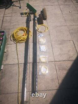 Unger Nettoyage De Vitres D'eau Fed Pole