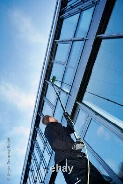 Unger Nlite Connect Aluminium Pure Water Window Cleaning Waterfed