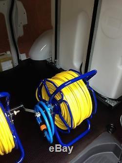 Vente 500l Encadree Systeme D'eau Pur Budget DI Pure Kit 2 Nettoyage De Vitres Utilisateur