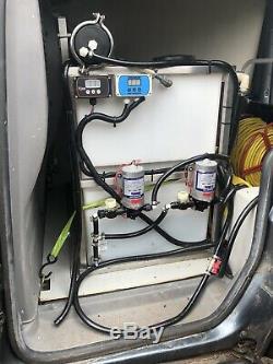 Vw Caddy Van Tdi Nettoyage À L'eau Pure Fenêtre Kit