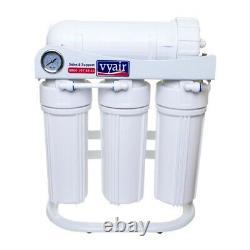 Vyair 300gpd Osmose Inverse R / O Nettoyage Des Fenêtres Du Système De Purification De L'eau