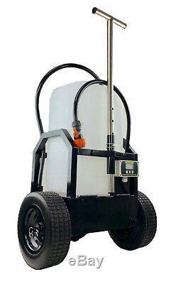 Wash2o Nettoyage Compact 25l Fenêtre Chariot Pour Une Utilisation Avec L'eau Polonais Fed