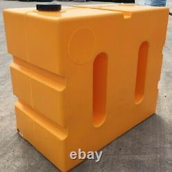 Wydale 800 Litres Vertical Réservoir D'eau Jaune