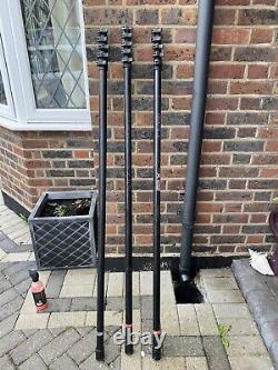 X3 Gardiner Slx22 Wfp Poteaux De Nettoyage Des Fenêtres Pour L'eau Usées